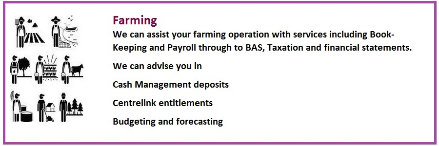 We can Assist in your Farming Operation